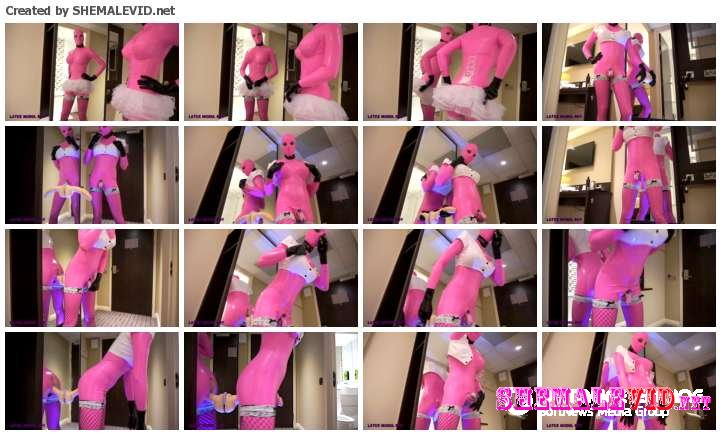 xxxtrans videos Latex Model Boy-Manyvids-Hotel Maid part 2