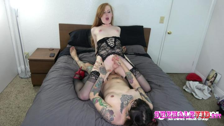 Shiri Allwood-Manyvids-Trixxy Fucks My Throat