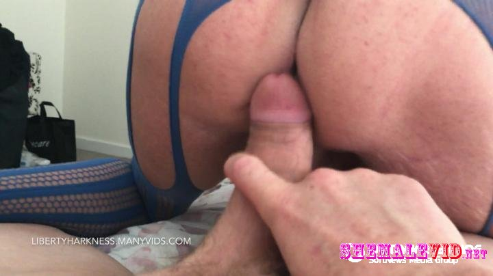 Liberty Harkness-Manyvids-Mumma Sucks You off and Anal Tease