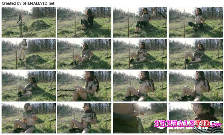 xxxtrans videos Emmaescapes-Manyvids-Emma Gets Naked in the Great Outdoors