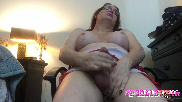 Wendy Williams-Manyvids-Stroking and Cumming