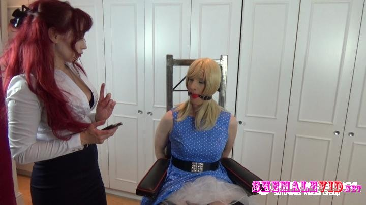 JessicaDee25-Manyvids-Governess Elizabeth Trains her Slut Jess