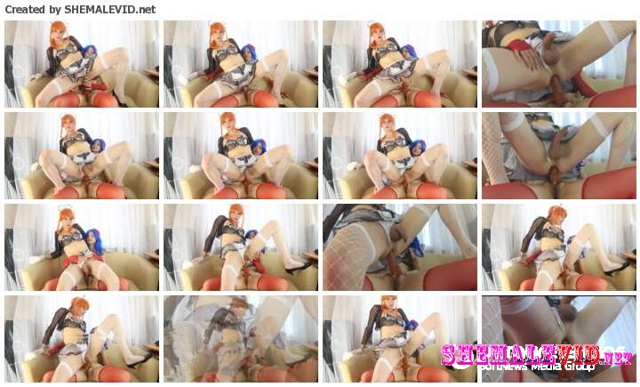 xxxtrans videos Lola Spais-Manyvids-Chambermaid top