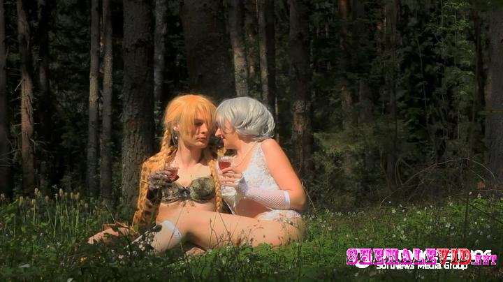 Lola Spais-Manyvids-Games with the Tiger part 3