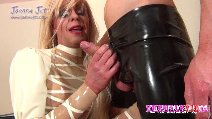 Joanna Jet-Manyvids-Rubber Bitch