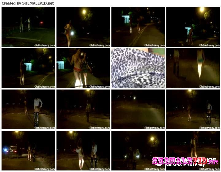 xxxtrans videos Nikki Montero-Manyvids-Nicole Montero working on the streets