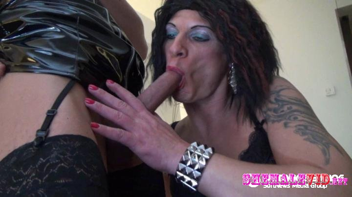 TransJenny-Manyvids-Sperm horny he splashed in my mouth