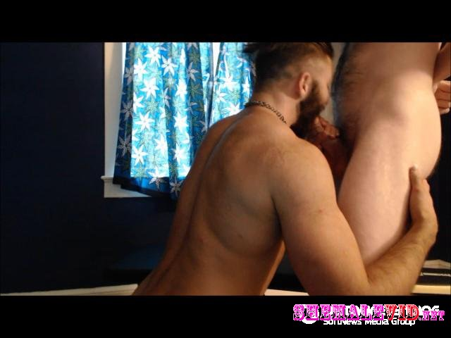 TripleXTransManXXX-Manyvids-Rough oral and pussy fuck for transman