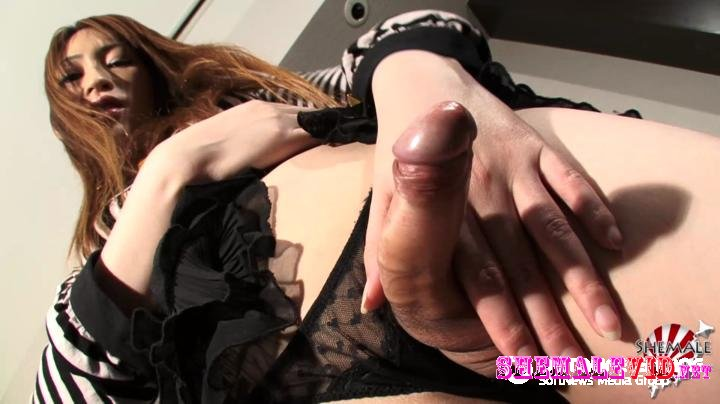 Tgirl Japan-Haruka-Gets Naughty For You