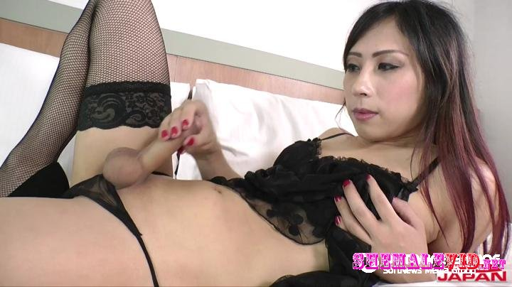 Tgirl Japan-Kei-Uncovered