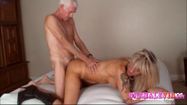 RobbiRacks-Manyvids-Old man fuck my tight she pussy