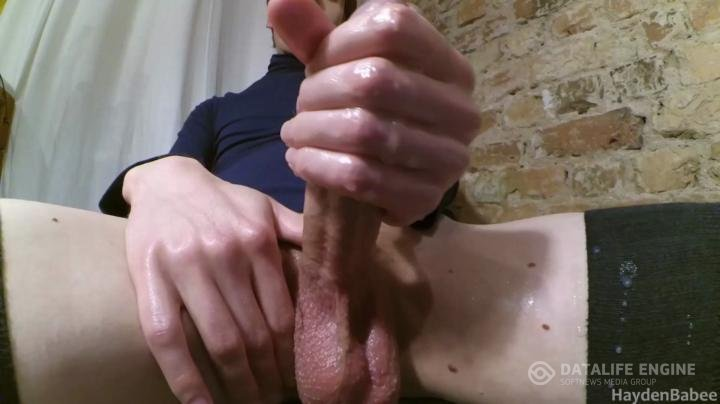 Hayden Pavlov-Manyvids-Part 1 3 cumshots in row