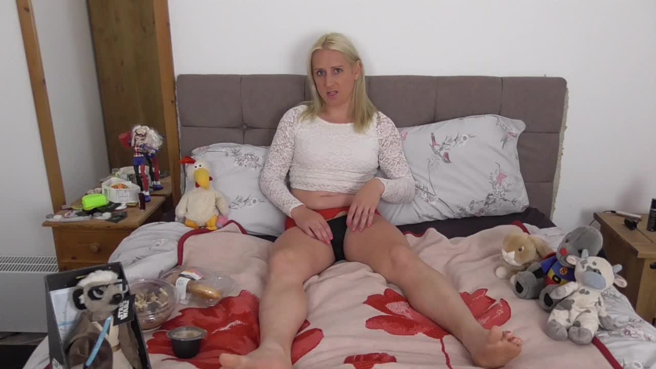 Katie Fox-Manyvids-I'll split your ring now eat my cum Kati-Cumshots, Small Tits, Transgender
