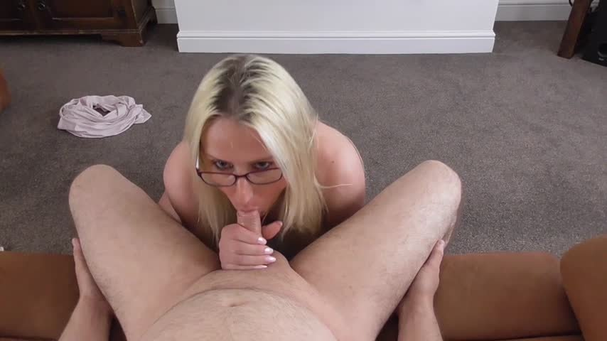 Katie Fox-Manyvids-Straight guy cock teased-Cumshots, POV, Transgender