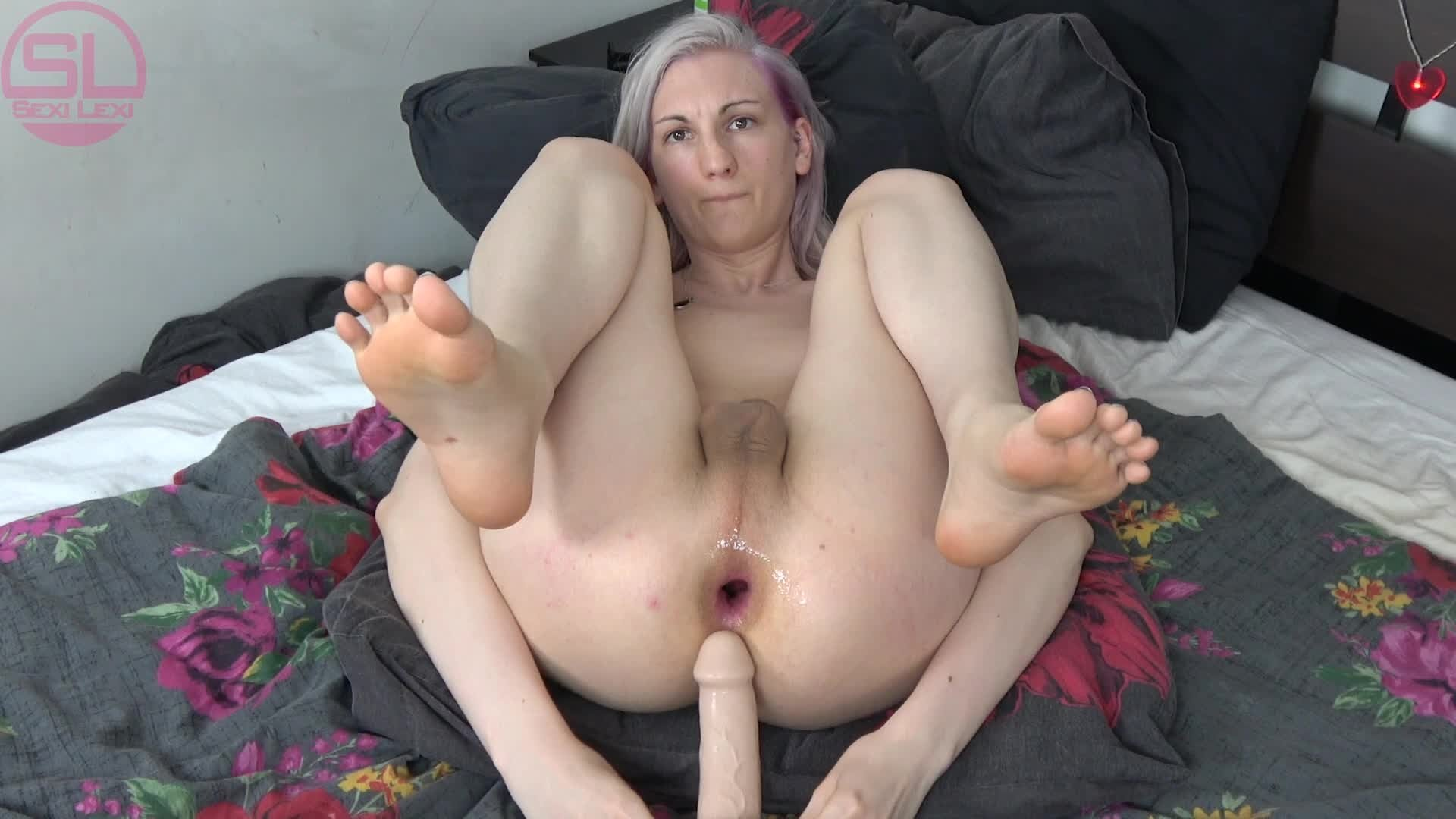 SexiLexiTrap-Manyvids-Dirty Talking-Anal, Fuck Machine, Trans