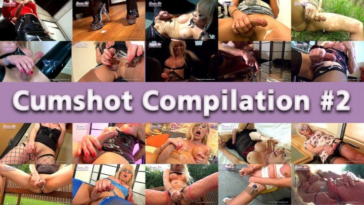 Joanna Jet-Manyvids-TS Cumshot Compilation #2-Cum Play, Cum Swallowers, Transgender
