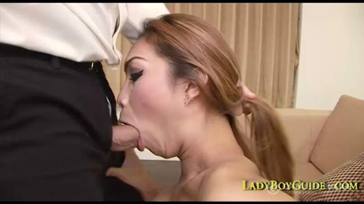 Ladyboycock-Starr Lights Up
