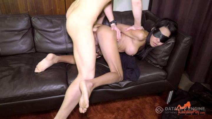 LadyBoyPlay-Thippy69 in Fifty Shades of Thippy