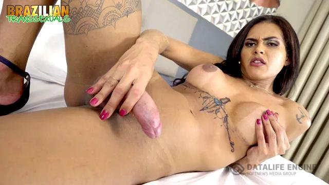 Brazilian-Transsexuals-Bruna Ferrari is back in new solo
