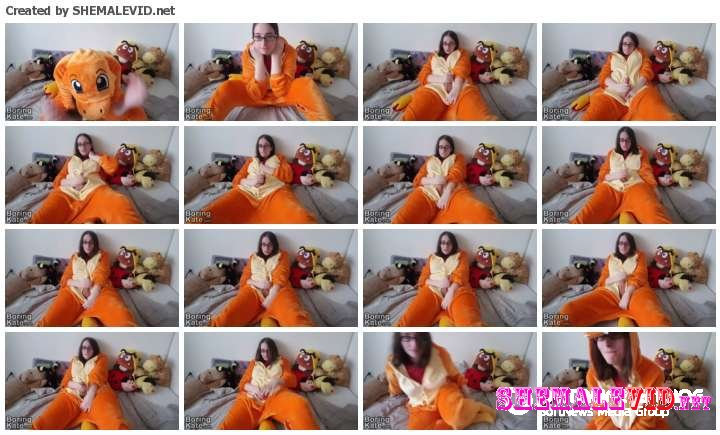 xxxtrans videos BoringKate-Manyvids-Playing in my charmander kigu