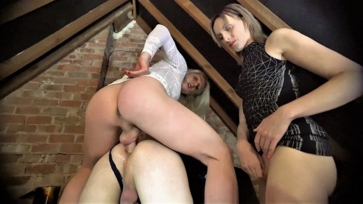 Katie Fox-Manyvids-LET ME BE YOUR FANTASY-Cum In Mouth, Group Sex, Transgender